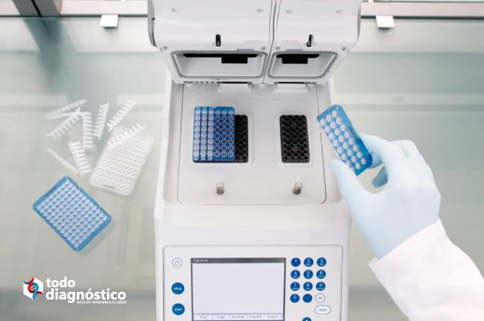 Prueba única de diagnóstico molecular: PCR múltiplex