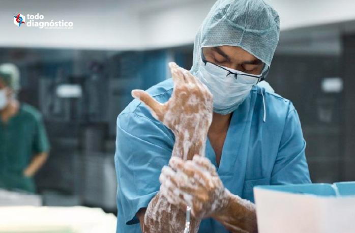 Infecciones nosocomiales: higiene de manos