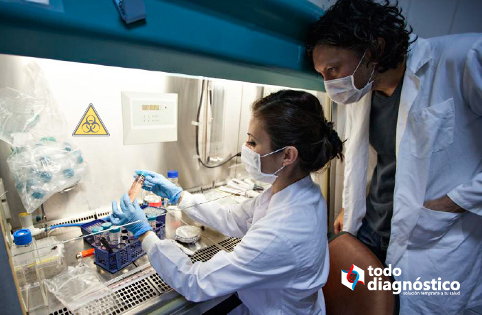 seguridad biológica en el laboratorio