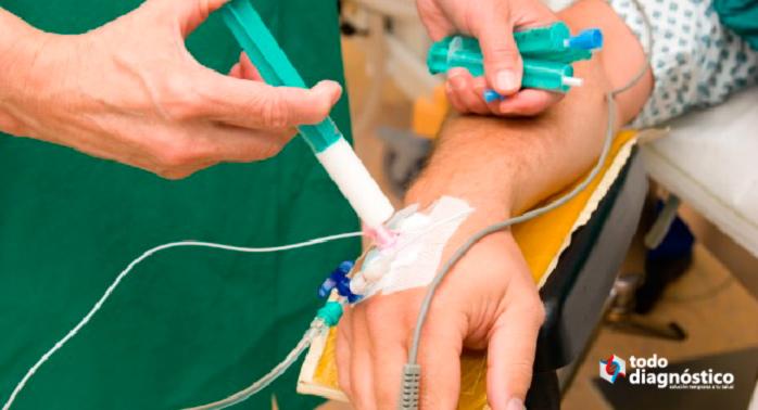 Infecciones nosocomiales: infección asociada a catéter