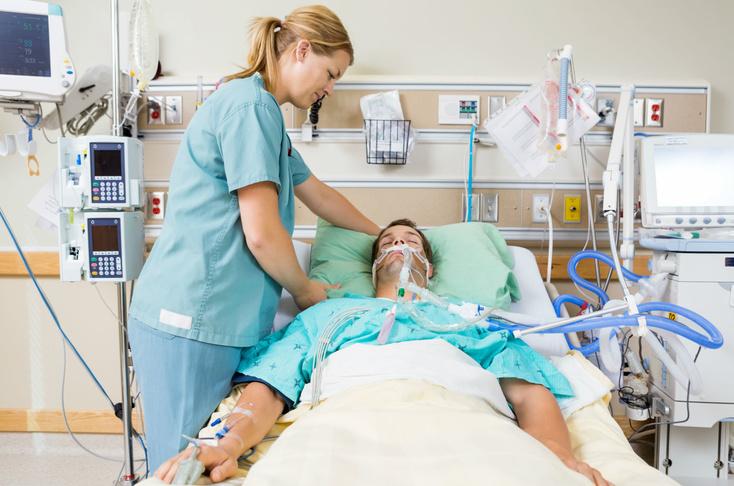 Infecciones nosocomiales: ventilación mecánica