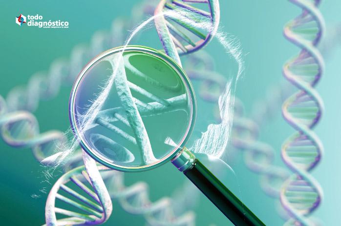 Análisis del ADN (genes) y su interacción con la salud