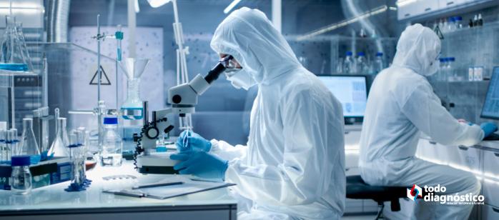 Laboratorio de diagnóstico molecular de enfermedades infecciosas