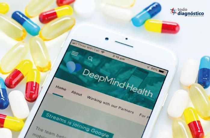 Fusión de DeepMind con Google Health: Atención médica del futuro