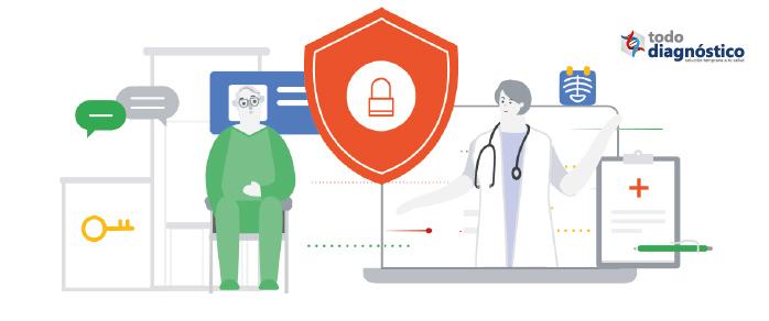 Google en la industria de la salud y la importancia del manejo de la información para el diagnóstico