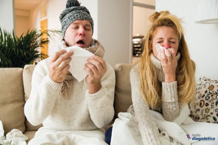 Temporada de enfermedades respiratorias e influenza