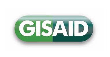 Logo de GISAID: Iniciativa Global para Compartir todos los Datos de Influenza
