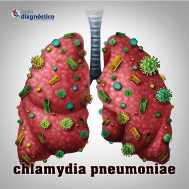 Ilustración de pulmones infectados