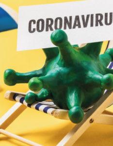 Coronavirus tomando el sol: Covid-19 en climas cálidos
